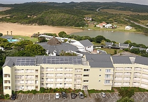 MPEKWENI RESORT ACCOMMODATION BLOCK