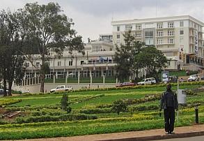 Union Arcade – Rwanda